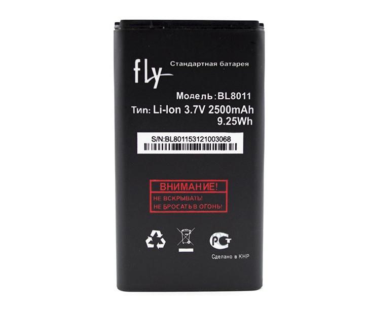 Аккумулятор на Fly BL8011/FF241, 2500 mAh Оригинал