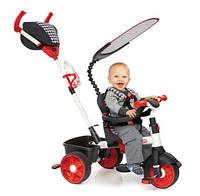 Little Tikes Трехколесный велосипед Sports Edition Red цвет красный, отправка из Луцка