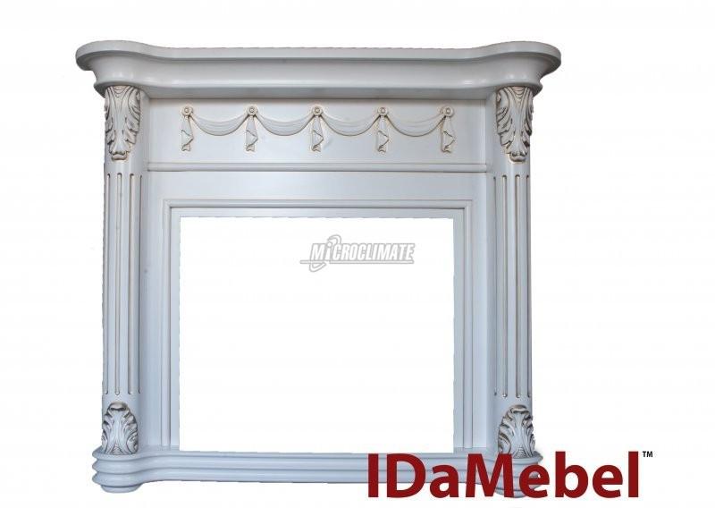 Порталы для электрокаминов (обрамления) IDaMebel Rome De Luxe