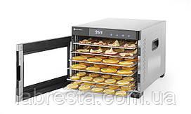 Сушилка для пищевых продуктов (дегидратор) Hendi Profi Line 229033 (6 полок)