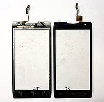 Doogee T5 / T5 Lite / T5s черный Тачскрин Сенсор