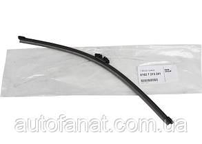 Оригинальная щетка стеклоочистителя задняя BMW Х3 (F25) (61627213241)