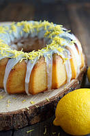 Рецепт: Лимонный кекс