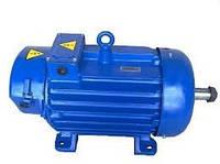 Крановый электродвигатель МТН 412-6 30кВт 965об/мин