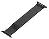 Ремешок из нержавеющей стали для Apple Watch Миланская петля