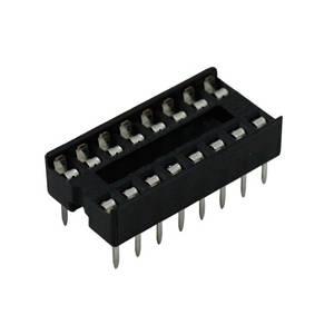 Панель SCS-16, IC DIP 16 контактов узкая