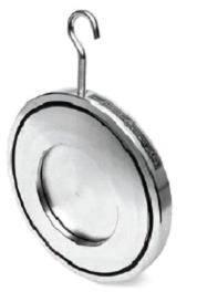 Клапан обратный межфланцевый, Ду80