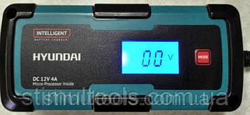 Автомобильное зарядное устройство Hyundai HY 400