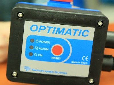 Контроллер давления Coelbo Optimatic FM15