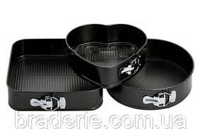 Формы для выпечки металлические FRICO FRU 157 3 предмета