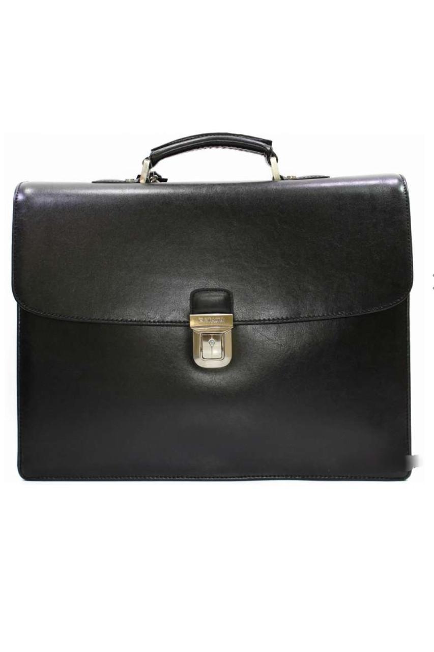 Портфель кожаный деловой мужской