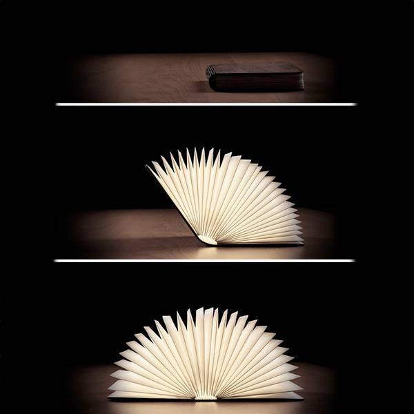 Светильник - Книга 3DTOYSLAMP