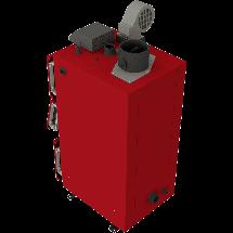 Твердотопливный котел длительного горения Альтеп CLASSIC PLUS 20 кВт (автоматика), фото 2
