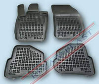 Полиуретановые ковры AUDI А1 с 2012⇒ / цвет:черный