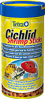 Корм Tetra Cichlid Shrimp Sticks 250ml палочки для цихлид (199095) , фото 1