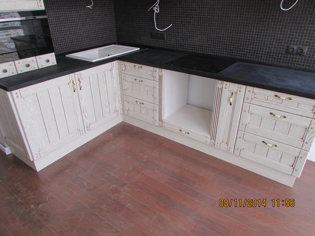 Кухня в стиле прованс Дормини