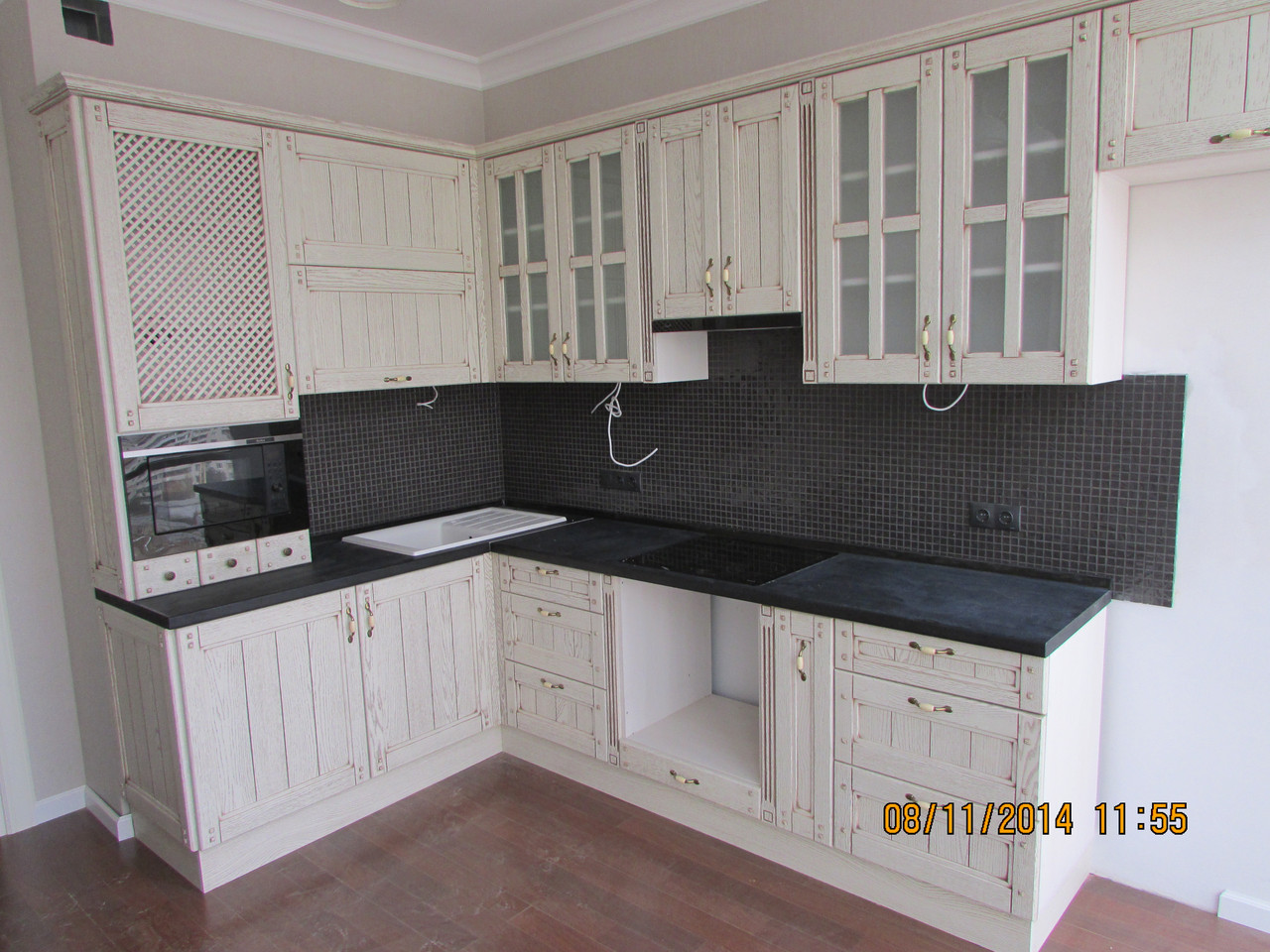 Кухня в стиле прованс Дормини - Шарм-кухни в Одессе