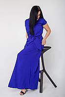 Уникальное длинное платье этого сезона.