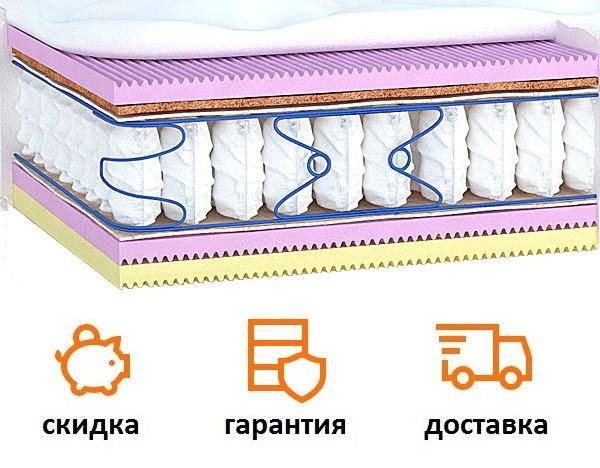 Матрас повышенного комфорта Найс / Nice romance matroluxe