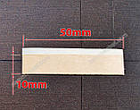 Анизотропный скотч 3M 9703 Z-axis 10х50мм анизотропная токопроводящая пленка, фото 3