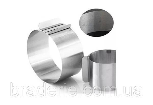 Форма для випічки металева FRICO FRU 301 З регулюванням, фото 2