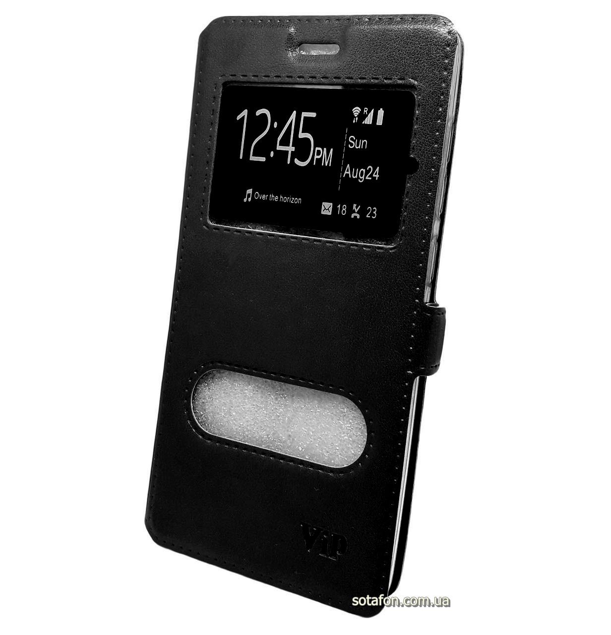 Чехол-книжка VIP 2 Window для Xiaomi Mi 8 Lite Black