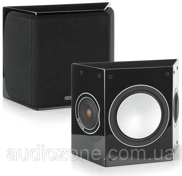 Дипольная акустика Monitor Audio Silver FX Black Gloss