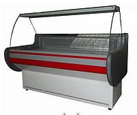 Холодильная витрина среднетемпературная ВХСК ЛИРА 1.8