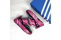 Кроссовки Adidas 7314 малиновые, фото 1
