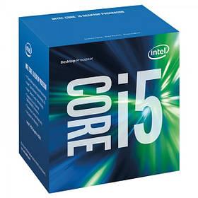 Процессор Intel Core i5 7400 3.0GHz (6MB, Kaby Lake, 65W, S1151) Box (BX80677I57400)