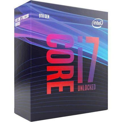 Процессор Intel Core i7 9700K 3.6GHz (12MB, Coffee Lake, 95W, S1151) Box (BX80684I79700K), фото 2