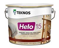 Лак Універсальний Teknos Helo 15 2.7л
