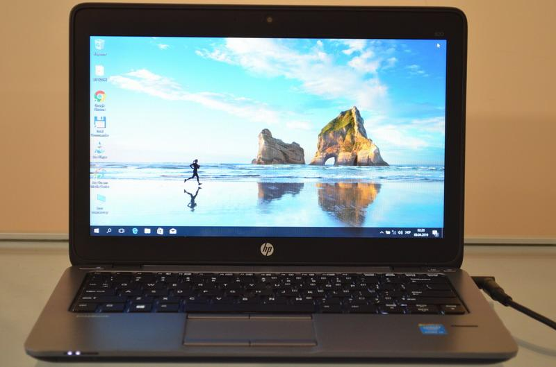 Ультрабук HP Elitebook 820 G2 Intel Core i5 / 8Gb / SSD 180Gb