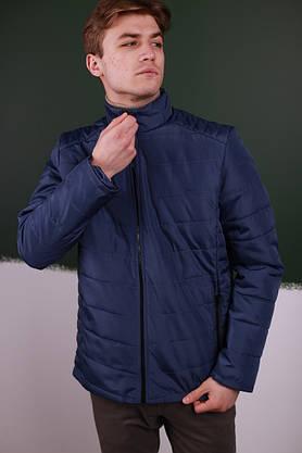 Мужская Весенняя куртка пуховик (Осень), фото 2