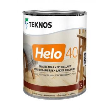 Лак Універсальний Teknos Helo 40 0.9л