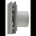 Вытяжной вентилятор Soler&Palau SILENT-100 CZ SILVER DESIGN -3C, фото 2