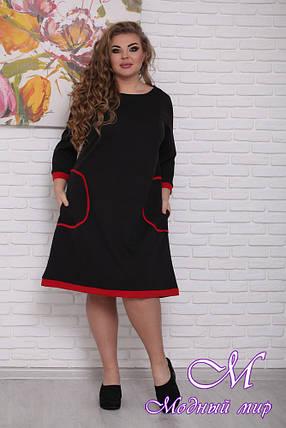 Платье женское батальное, фото 2