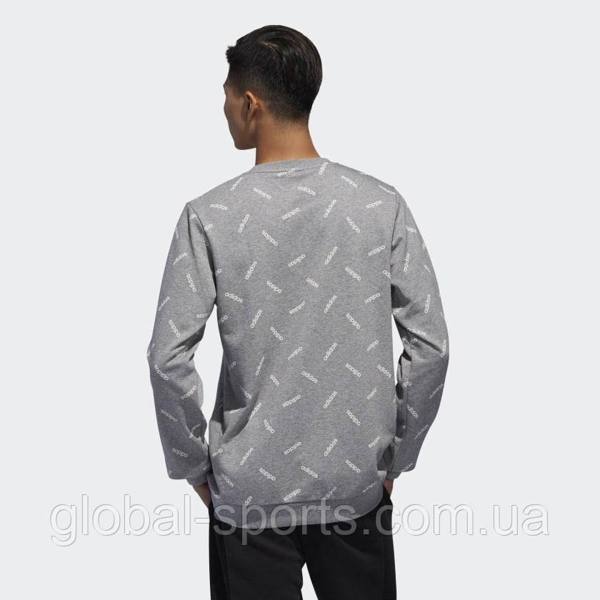 576a319e ... Мужская толстовка Adidas Graphic Sweatshirt Core (Артикул:DX0466), ...