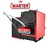 Пелетний Котел твердопаливний MARNET MIT-200 P 200 кВт (МАРТЕН)