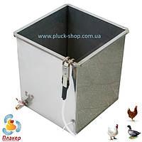 Шпарчан 75 л для ошпарки птицы (кур, бройлеров, уток и гусей до 6 кг) перед ощипом на перосъемной машине