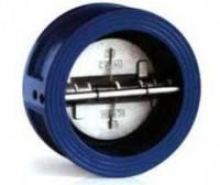 Клапан обратный подпружиненный межфланцевый, Ду250