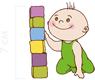 Матрас Ultra Fresh Comfort для детей от 0 - 4 х лет средней жёсткости, фото 2