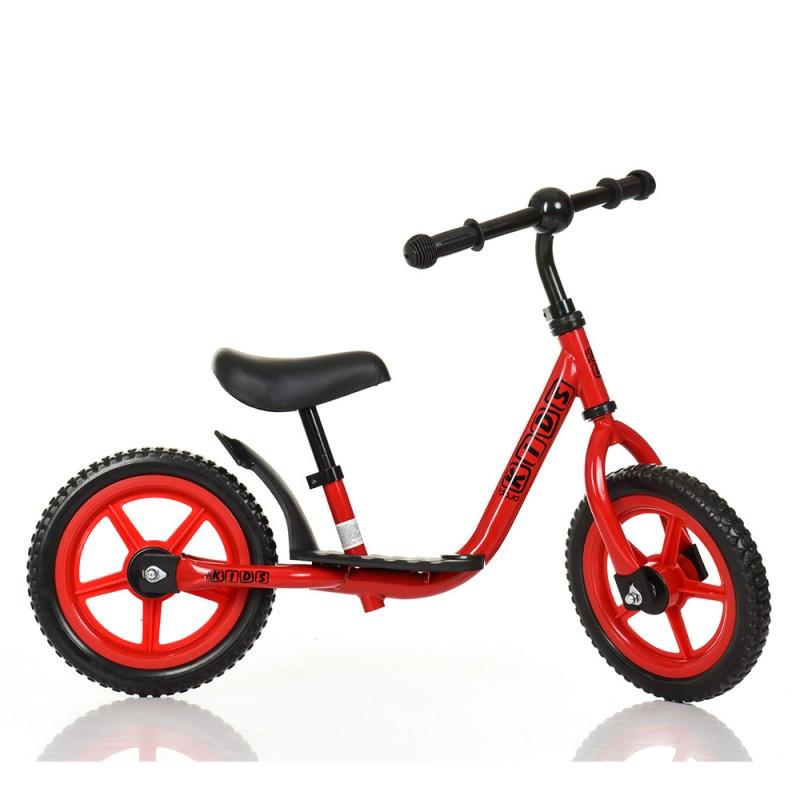 Беговел (велосипед без педалей для малюків) PROFI KIDS (червоний), 4067-1