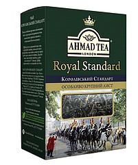 Чай Ахмад крупнолистовий чорний Королівський стандарт 50 грам