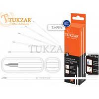 TZ 99A Стержень шариковый короткий с ушками 99мм Tukzar