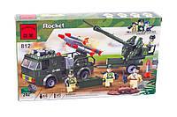 Конструктор Brick Ракетная установка 812