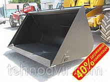 Ківш JCB - новий зерновий ківш JCB 2.7м3 - Ціна з ПДВ!!! ДЕРЖКОМПЕНСАЦІЯ до 40%!!!