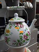 Чайник для плиты Wellberg