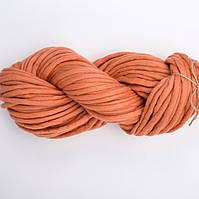 Толстая мериносовая пряжа Merino Mini, цвет Румяна