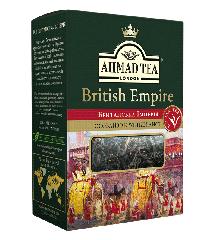 Чай Ахмад Ті Британська Імперія чорний листовий 50 грам